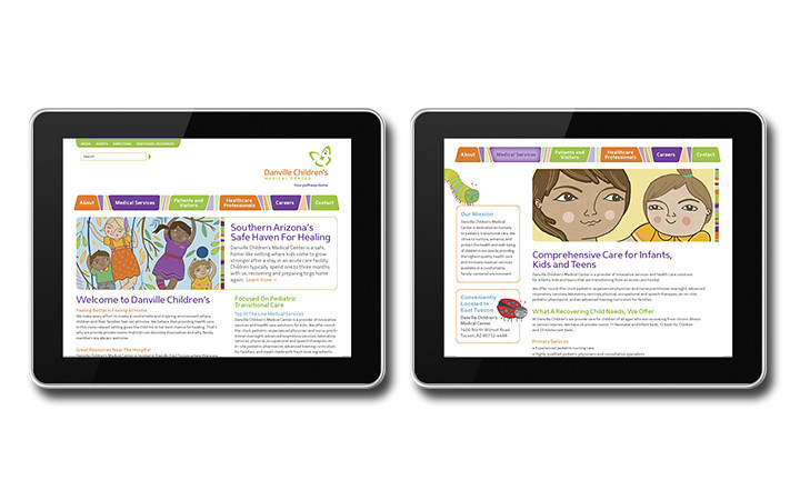 interactive_danville childrens_ipad