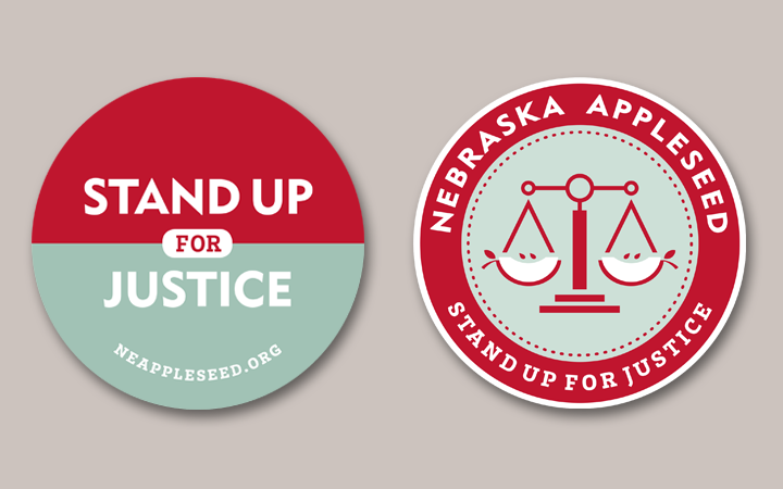 nebraska_appleseed_nonprofit_social-activism_justice_3_stickers_round
