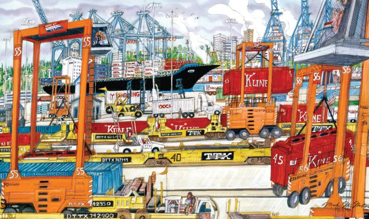 TTX_corporation_calendar_railroad_train-cars_shipping_2