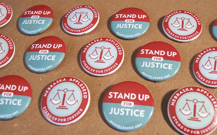 nebraska_appleseed_nonprofit_social-activism_justice_6_buttons