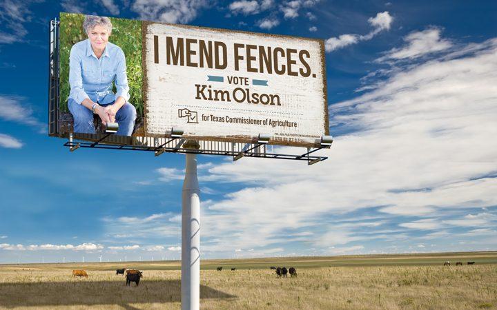 KO BB I mend Fences